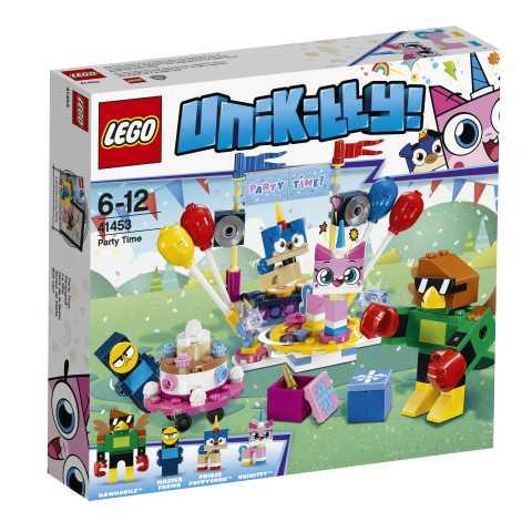 LEGO- Unikitty Costruzioni, Multicolore, 41453
