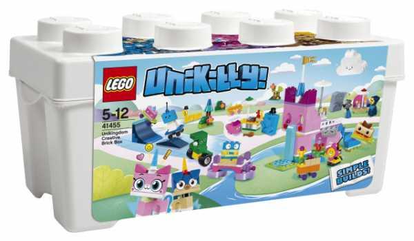 LEGO Unikitty Costruzioni, Multicolore, 41455