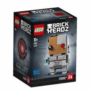 LEGO BRICKHEADZ CYBORG N18 (41601)