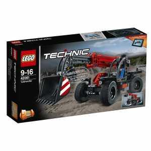 LEGO Technic 42061 - Set Costruzioni Ruspa Telescopica