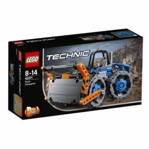 Lego Technic 42071 - Ruspa Compattatrice