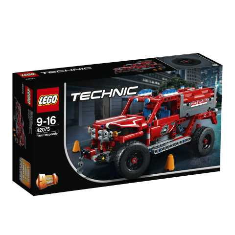 Lego Technic 42075 - Unità Di Primo Soccorso