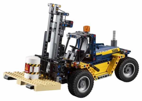 LEGO TECHNIC Carrello Elevatore Heavy Duty (42079)