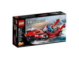 Lego Technic Motoscafo Da Corsa Gioco Per Bambini, Colore Vari, 42089