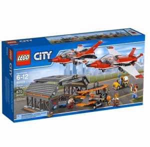 Lego - 60103 - City Airport - Show Aereo All'aeroporto
