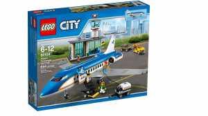 Lego - 60104 - City Airport - Terminal Passeggeri