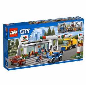 Lego - 60132 - City Town - Stazione Di Servizio
