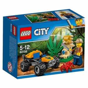 LEGO - 60156 - City Jungle Explorers - Buggy Della Giungla