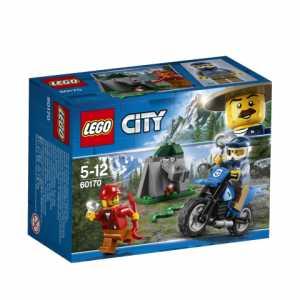 Lego City - Police - Inseguimento Fuori Strada, 60170