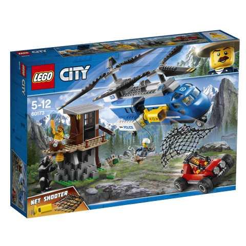 Lego City Police-Arresto In Montagna,, 60173