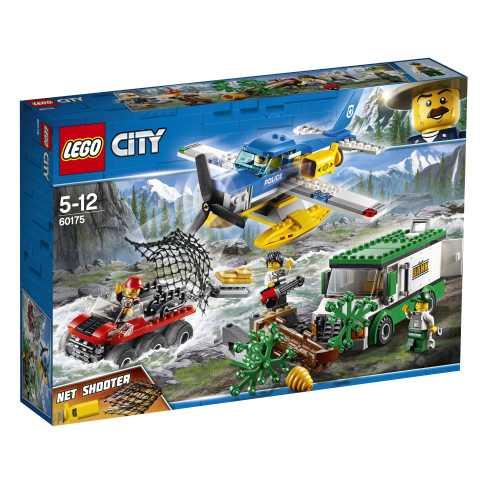 Lego 60175 - City Polizia Rapina Sul Fiume