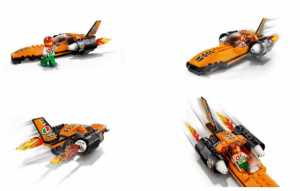 Lego City - Great Vehicles Bolide Da Record, 60178