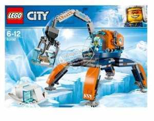 LEGO City Arctic Expedition - Gru Artica, 60192