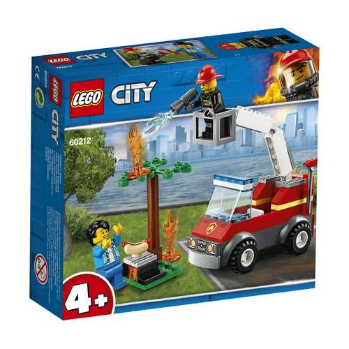 LEGO City - Barbecue In Fumo, 60212