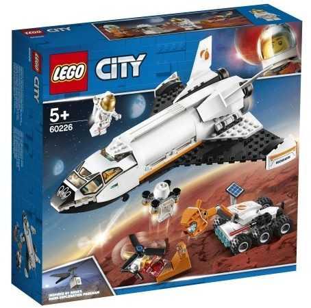 LEGO CITY SHUTTLE RICERCA MARTE (60226)