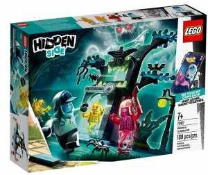 LEGO Hidden Side Benvenuto A Hidden Side, Dai La Caccia Ai Fantasmi Nella Realtà Aumentata In Modalità Single O Multiplayer, Multicolore, 70427