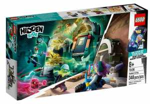 Lego Hidden Side La Metropolitana Di Newbury, Dai La Caccia Ai Fantasmi Nella Realtà Aumentata In Modalità Single O Multiplayer, Multicolore, 70430