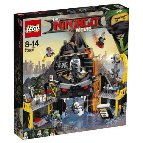 Lego Ninjago (IT) 70631 - Il Covo Vulcanico Di Garmadon