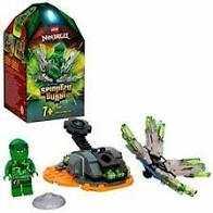 LEGO NINJAGOSbam Lloyd –Set Spinnerdi Lloyd Green Ninja, 70687