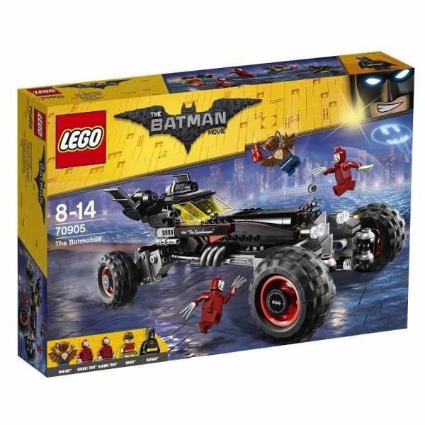 LEGO Batmobile 70905 Con Batman