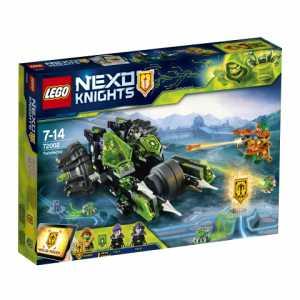LEGO KNIGHTS TWINFECTOR N18 (72002)