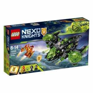 Lego Nexo Knights 72003 - Attentatore Berserkir