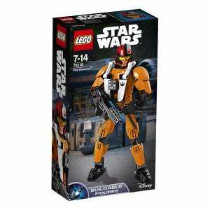 LEGO STAR WARS- Lego, Colore Non Specificato, 75115