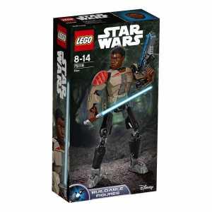 LEGO- Star Wars Finn Costruzioni Gioco Bambina Giocattolo, Colore Non Specificato, 75116