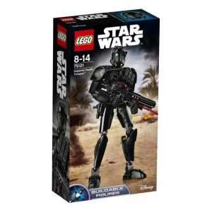 LEGO Star Wars Buildable Figures 75121 - Imperial Death Trooper, Giochi 8-14 Anni