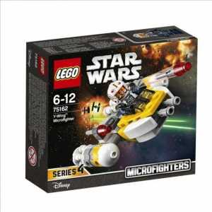 LEGO Star Wars 75162 - Set Costruzioni Microfighter Y Wing