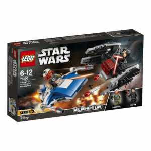 Lego Star Wars - TM - A-Wing Contro Microfighter Tie Silencer,, 75196