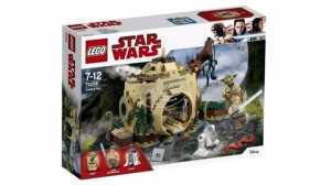 Lego Star Wars TM-Il Rifugio Di Yoda, 75208
