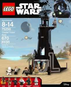 LEGO- Star Wars Classic Speeder Pasaana Set Di Costruzioni Per Ragazzi +8 Anni E Per Collezionisti, Multicolore, 75250