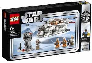 LEGO Star Wars TM Snowspeeder, Edizione 20esimo Anniversario