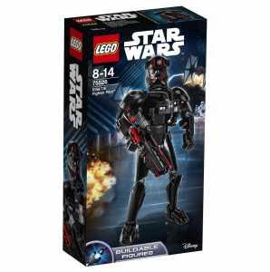 Lego Star Wars - Pilota Elite TIE Fighter, 75526