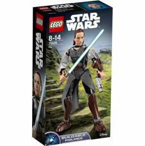 LEGO STAR WARS- Rey, Multicolore, 75528
