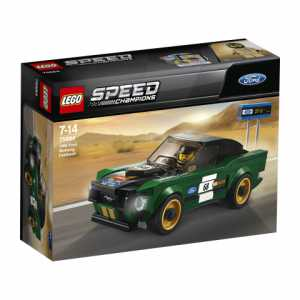 LEGO Speed - Ford Mustang Fastback, 75884