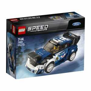 Lego Speed - Champions Ford Fiesta M-Sport WRC,, 75885