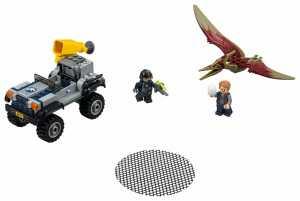 LEGO Jurassic World - Inseguimento Dello Pteranodonte, 75926