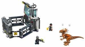 Lego 75927 - Mattoncini Jurassic World, Multicolore