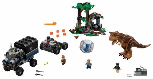 LEGO JURASSIC WORLD 6+ (75929)