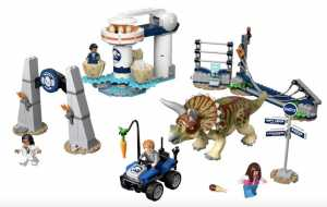 LEGO JURASSIC WORLD (75937)