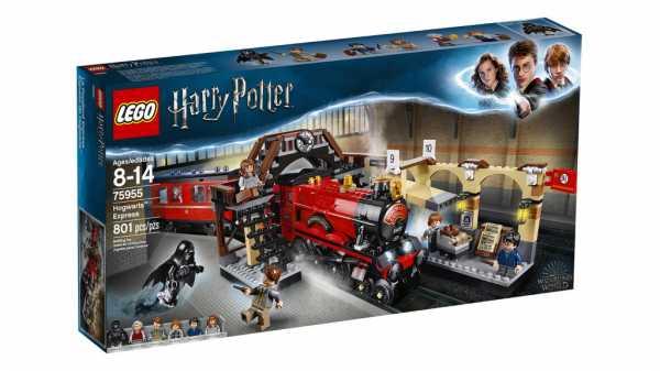 Lego Harry Potter - Espresso Per Hogwarts, 75955