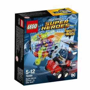 LEGO Super Heroes 76069 - Mighty Micros: Batman Contro Killer Moth