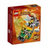 Super Heroes Lego Mighty Micros: Thor Contro Loki,, 76091