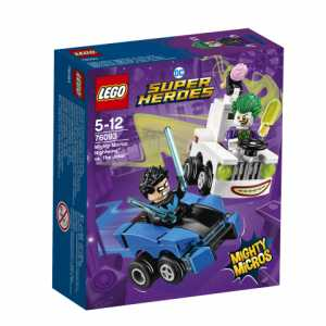 LEGO COMICS SUPER HEROES NIGHTWING N18 (76093)