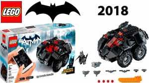 LEGO Super Heroes - Batmobile Telecomandata, 76112