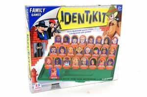 Family Games 47309 - Identikit Maxi