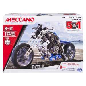 MECCANO MOTOCICLETTA 5 IN 1 - Spin Master (6036044)