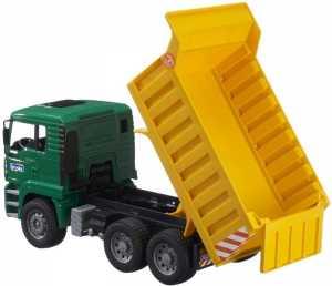 Bruder 02765-Camion Man Ribaltabile